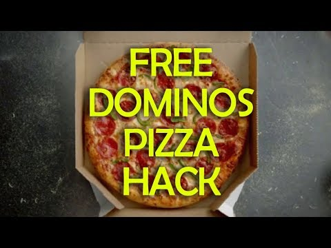 Free Pizza From Dominos! Piece Of The Pie Rewards Hack 2019 [Works!] Easy Tutorial!