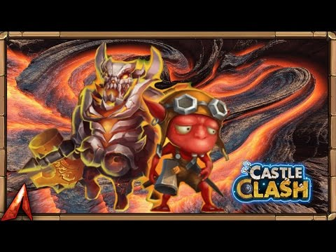 Infernal Summit Runs And Setup! Castle Clash