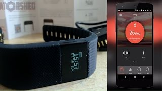 opta sw 006 bluetooth smart band and fitness tracker unboxing brief review   creatorshed