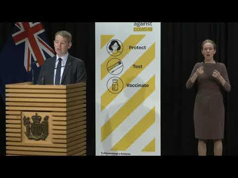 COVID-19 (novel coronavirus) update – 7 October, 2021 1.00pm  | Ministry of Health NZ