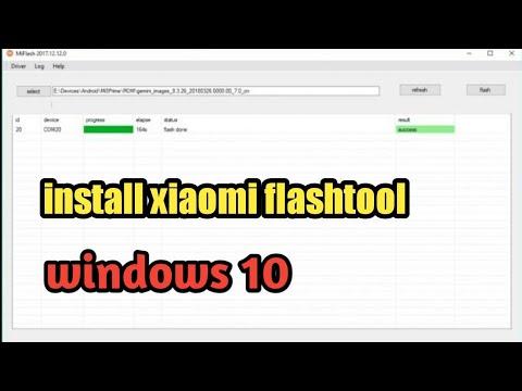 how-to-install-xiaomi-flash-tool-|-windows-10