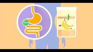 Сбалансированное питание Энерджи Диет от Нл Интернешнл
