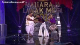 Sorotan Maharaja Lawak Mega 2014 - Minggu 3