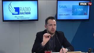"""Эксперт по сельскохозяйственной политике Мартиньш Тронс в программе """"Разворот"""" #MIXTV"""
