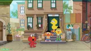 "Sesame Street: ""Fun Fun Elmo,"" A Mandarin Language Learning Program - Episode 1"