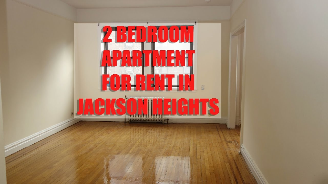 Big And Bright 2 Bedroom Apartment For Rent In Jackson Heights Queens Nyc Youtube