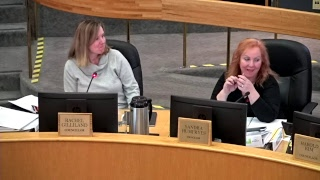 Youtube video::February 12, 2019 General Committee Meeting