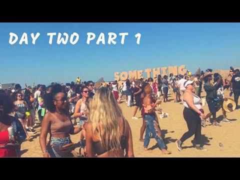 Something In The Water Festival Day 2, Part 1: Boardwalk & Concert Fun! || SZA & ASAP FERG||