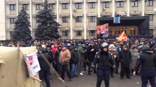 Одесса - противостояние майдана и антимайдан