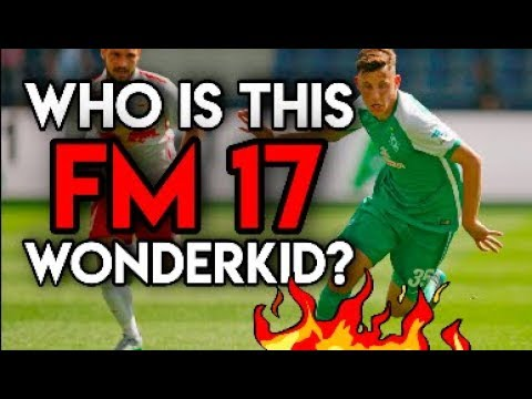 Who is FM17's Ultimate Wonderkid Johannes Eggestein?