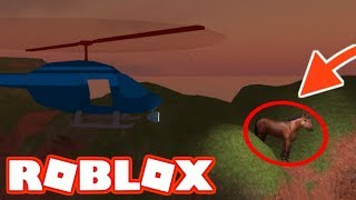 ROBLOX easter egg GİZLİ AT