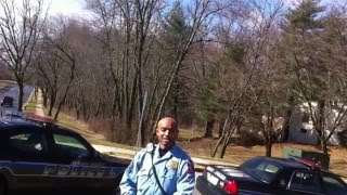 Abusive Howard County Police Officer - Jermaine Persaud - He's been sued at least once for brutality