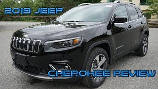 Test Drive & Review: 2019 Jeep Cherokee Limited 4x4: