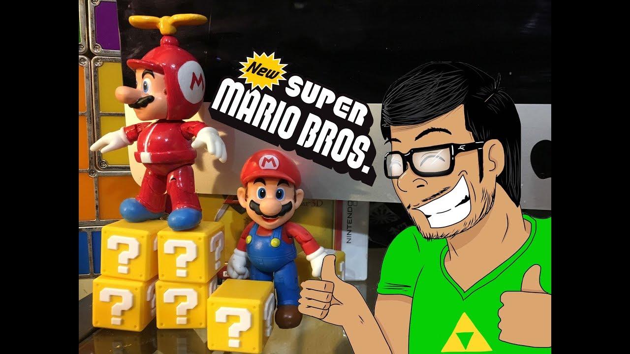 NEW Super Mario Bros (CUSTOM!) Propeller Hat World of Nintendo toys custom  toys 3ff8e943948