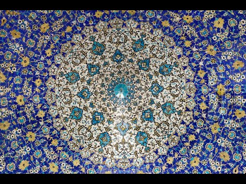 Inside Royal Mosque, Esfahan, Travel to Iran | IRTouring.com