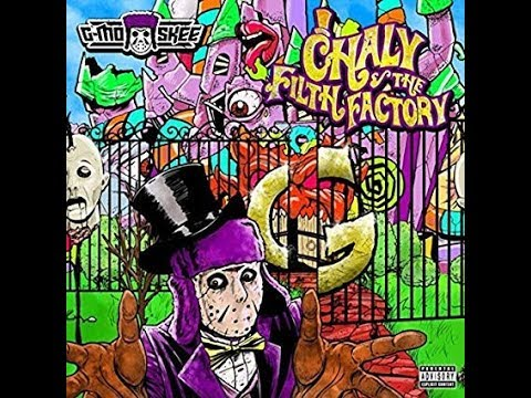 G-Mo Skee -- Chaly & The Filth Factory -- Album Review