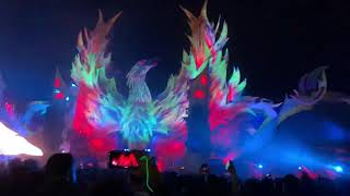 Dreamfields México 2018@ 17.11.18  Valle del Estadio Akron