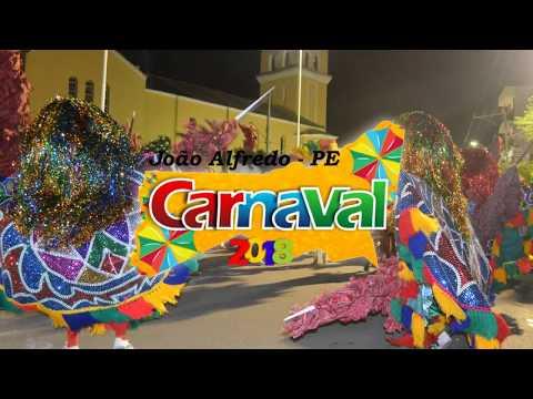 João Alfredo - Carnaval 2018