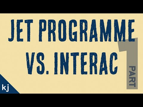 JET vs. Interac - Part 1