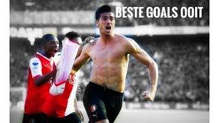 Mooiste goals in de eredivisie ooit!! #1