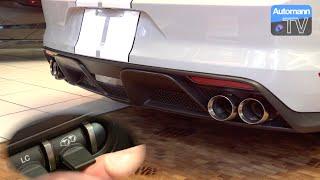 فيديو مميز لصوت شيلبي GT350 عند تشغيل صوت العادم الإضافي، رعب حقيقي!