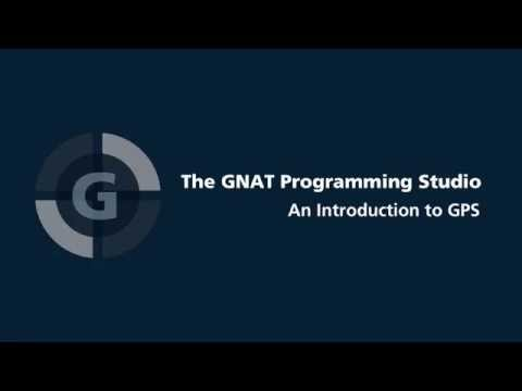 An Introduction to GNAT Programming Studio