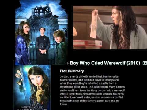 The boy who cried werewolf (2010) part 1