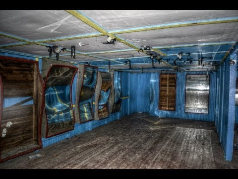 Oldest Funhouse In Usa Abandoned Amusement Park Pa Youtube