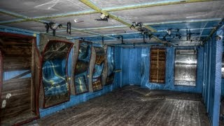 Oldest Funhouse in the US in an Abandoned Amusement Park - PA