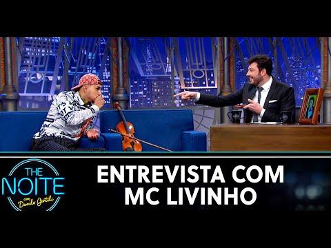 Entrevista com Mc Livinho  The Noite 270520