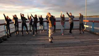 Mantas - Ateik rytoj šokis pagal Žilviną Vaišnorą (Sniego Gniūžtė) (HD)
