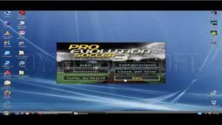 Instalar Pro Evolution Soccer 3 - VideoTutorial + Link de Instalación