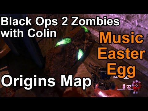 Black ops 2 zombies origins dlc map music easter egg - Black ops 2 origins walkthrough ...