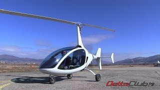 Experimental Autogyro quot;Lightningquot; NIKI Rotor Aviation Bulgaria