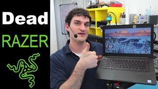 How to Fix a Dęad Razer Blade Laptop - Razer Motherboard Repair