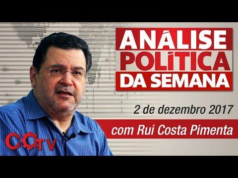 Análise Política da Semana – 02/12/2017