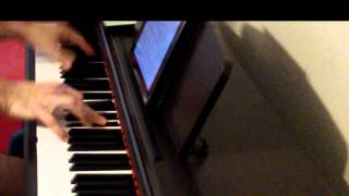 """All the Nasties"" - Elton John (#YourPianoMan Randy Keith cover)"