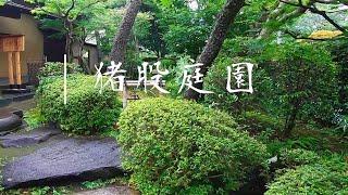 成城五丁目猪股庭園[日本庭園] Japanese garden Tokyo 吉田五十八[近代建築]  世田谷区