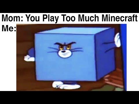Minecraft Memes 10 Youtube