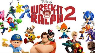 Gambar cover Soundtrack Ralph Breaks the Internet - Wreck-It Ralph 2 (Theme Song - Epic Music) - Musique film