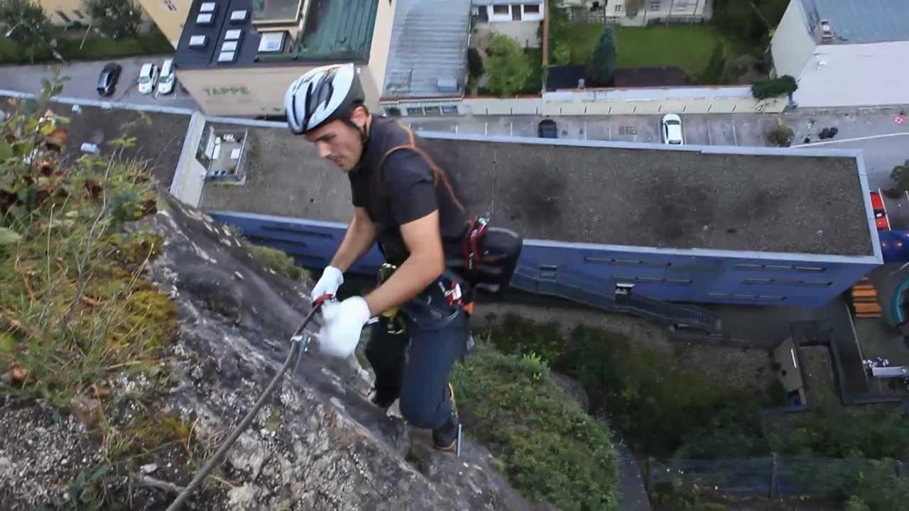 Klettersteig Salzburg : Berchtesgadener hochthron klettersteig d e hm h