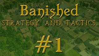 Banished Strategy and Tactics 1: The Crossroads Build
