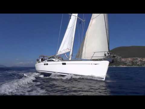 Sailing yacht MY WAY