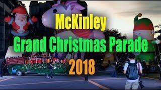 McKinley Christmas Grand Parade 2018