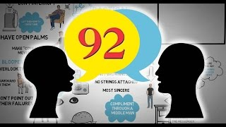 How to Talk to Anyone: 92 Little Tricks for your Social Life - Animated Book Review