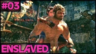 Enslaved: Odyssey To The West - Part 3 - PC Gameplay Walkthrough - 1080p 60fps