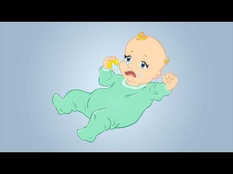 Новорожденный у ребенка болит живот