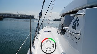 #5t We decided to buy a Leopard 45 Catamaran! We