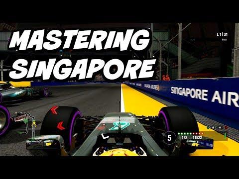 Mastering F1 2017: Singapore