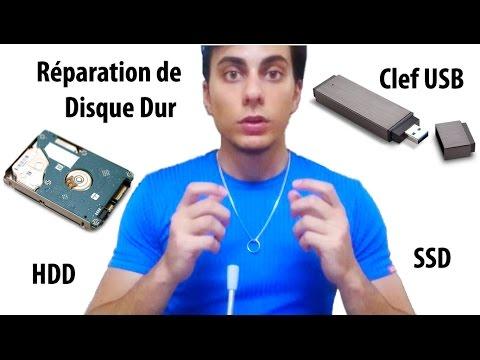 Comment réparer votre disque dur [sans formatage]